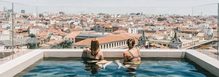 ¿Cómo sobrevivir al verano en Madrid?