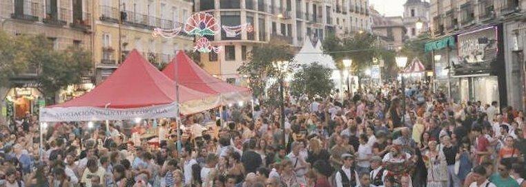 Madrid está de fiesta en agosto
