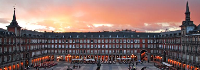 Madrid en tiempo de Austrias