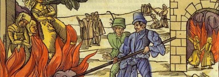 Tras los pasos de la Santa Inquisición