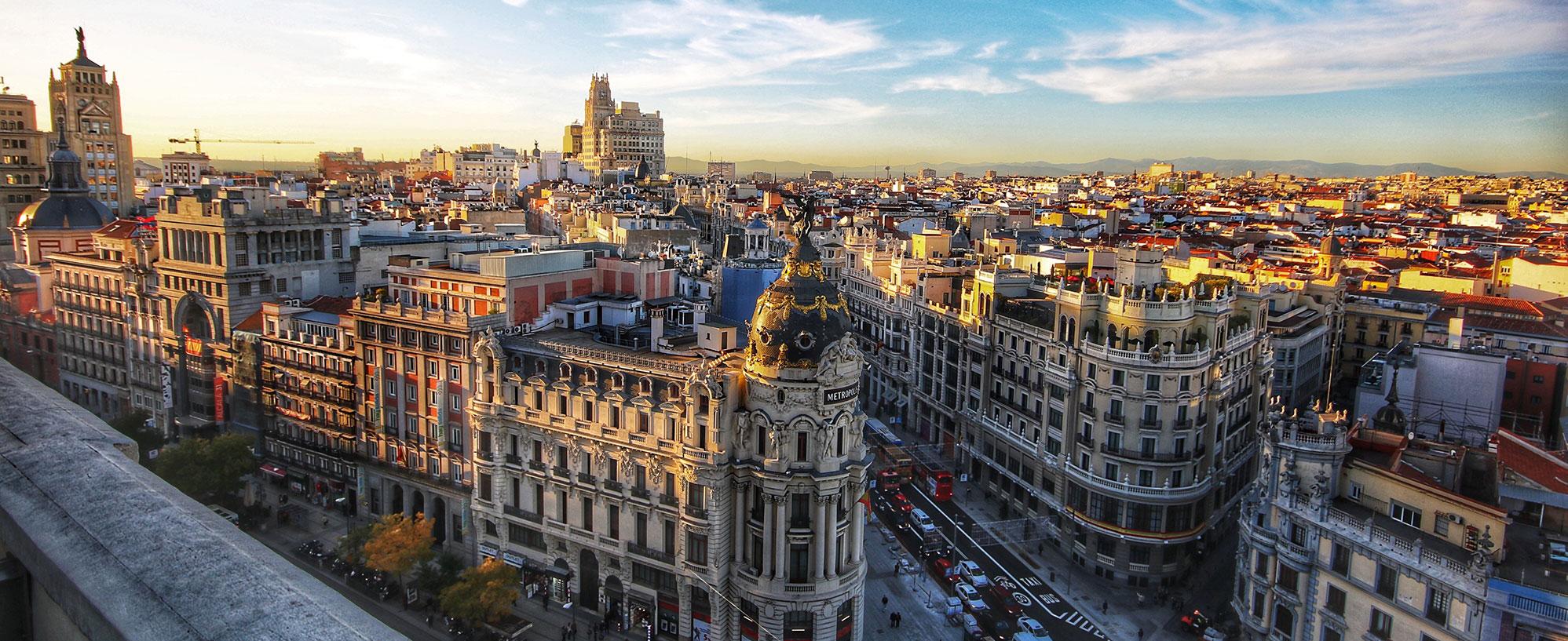 ¿Qué ver en Madrid? 5 lugares imprescindibles que debes conocer si vienes a Madrid.